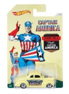 Hot Wheels Captain America - '40 Ford Coupe - 1/8